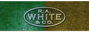 RA White Signs & Plaques logo